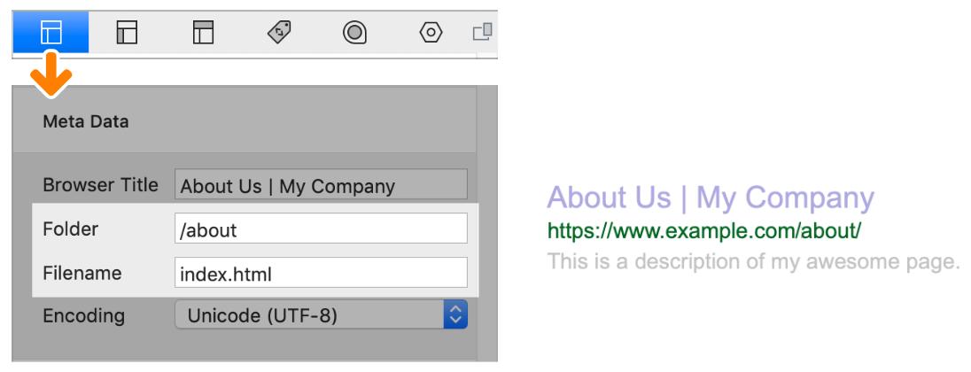 Folder and Filenames